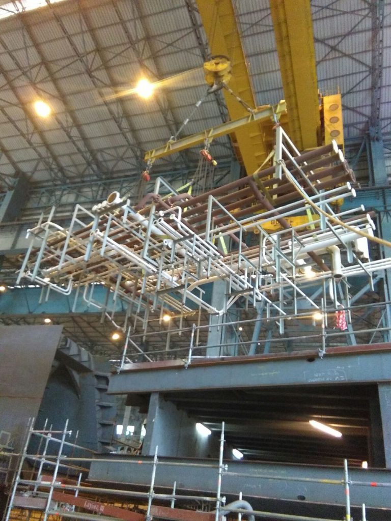 Proyecto Suezmax Módulo 153 | Meycagesal